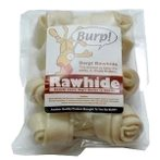 KNOTTED MILK BONE (3-3.5 INCHES) (4pcs) DEX0565