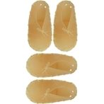 SHOE 2.5INCH (NATURAL) (4pcs) DEX06015