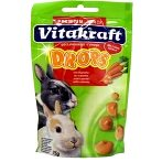 CARROT DROPS 75g (RABBIT) V25788