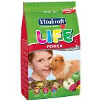 LIFE POWER (GUINEA PIG) 600g V25109