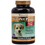 PUPPY VITAMINS TIME RELEASE 60 tabs NVVITAPUPTR60