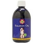 SALMON OIL FOR DOGS & CATS 500ml F4D/OSM449