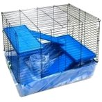 RABBIT/GUINEA PIG CAGE  ASSORTED R22