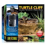 TURTLE CLIFF WITH FILTER & ROCK (MEDIUM) PT3650