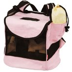 FRONT TYPE CARRY BAG - PINK AB65938