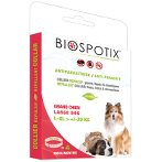 BIOSPOTIX COLLAR FOR DOG (FLEA / TICK) (LARGE / EXTRA LARGE) 75cm BIOBSDCL