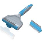 2 IN 1 COMB/DE SHEDDING TOOL SPE0GAU100-26