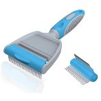 2 IN 1 COMB/DE SHEDDING TOOL SPE0GAU060-13