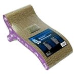 SCRATCHER WITH CATNIP S - CHASE BUTTERFLY 52419