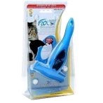 DESHEDDING TOOL (DOGS/CATS-10kg) (BLUE) (SMALL) EDGE 4.5cm FL00018