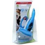 DESHEDDING TOOL (DOGS-25kg) (BLUE) (MEDIUM) EDGE 6.5cm FL00117