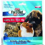 FORTI DIET PRO HEALTH HEALTHY BITS - RABBIT / GUINEA PIG 4.5oz KT502985