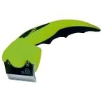 DESHEDDING TOOL (DOG-25kg) (GREEN) (MEDIUM) EDGE6.5cm FL00162