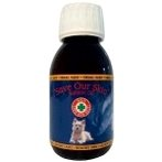 SALMON OIL FOR DOGS & CATS 100ml F4D/OSM962DC