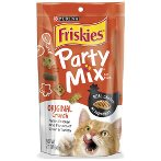 PARTY MIX (ORIGINAL) - CHICKEN LIVER 60g FRI0801