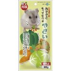 SMALL ANIMAL TREATS - VEGETABLE 60g MR773