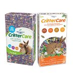 CRITTER CARE CONFETTI BEDDING 10L (MULTI COLOURS) HPC10L