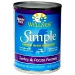 SIMPLE - TURKEY & POTATO 12.5oz WNCANSIMTURK