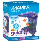 COOL PURPLE GOLDFISH STARTER KIT 10liter 13383
