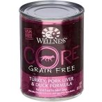 CORE GRAIN-FREE TURKEY, PORK LIVER & DUCK 12.5oz WNCANCORETURKDUCK