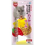 STRAWBERRY & CHEESE FLAVOR SNACK FOR HAMSTER 60g MR932