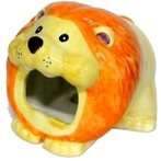 HAMSTER HOME - SMILEY LION BW/MH19