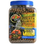 NATURAL AQUATIC TURTLE FOOD - GROWTH 212g ZMZM51B