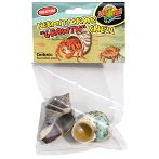 HERMIT CRAB GROWTH SHELL 2pcs - MEDIUM ZMHC36