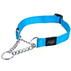 UTILITY-SNAKE OBEDIENCE HALF CHECK - TURQUOISE (MEDIUM) RG0HC11F