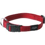 UTILITY-NITELIFE SIDE RELEASE COLLAR - RED (SMALL) RG0HB14C