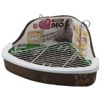 LITTER PAN FOR RABBIT - NEO BROWN MR984