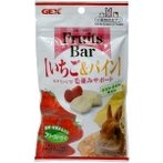 FRUITS BAR - STRAWBERRY & PINEAPPLE 8g AB65639
