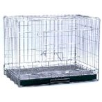 2.5 FT COLLAPSIBLE CAGE - ZINC TR509Z