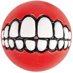GRINZ BALL - RED (SMALL) RG0GR01C