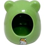 SMALL ANIMAL HOME (GREEN)(MEDIUM) BW/MH03GN
