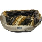 LUXURIOUS PET BED (LEOPARD) YF130704