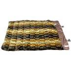 LUXURIOUS PET MAT (LEOPARD)(MEDIUM) YF130712M