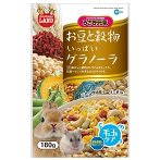GRANOLA WITH CEREAL MIX FOR SMALL ANIMALS 180g ML08