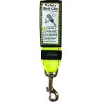 LANDING STRIP SAFETY BELT CLIP - YELLOW RG0SBC19H
