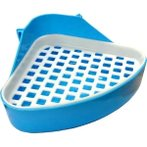 SMALL ANIMAL TOILET TRAY (ASSORTED) BW/BEH03