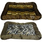 LUXURIOUS PET MAT (LEOPARD/ZEBRA) (MEDIUM) YF85012M