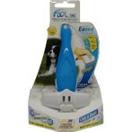 EASEE DESHEDDING TOOL (DOG-10kg) (BLUE) (SMALL) FL02036