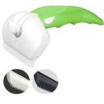 EASEE DESHEDDING TOOL (DOG-20kg) (GREEN) (MEDIUM) FL02067