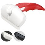 EASEE DESHEDDING TOOL (DOG+30kg) (RED) (LARGE) FL02166