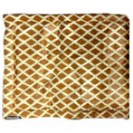 PET MAT - EMBOSSED (BROWN) (LARGE) YF87100BNL