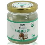 PLUS ORGANIC RAW VIRGIN COCONUT OIL 180ml AP100