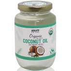 PLUS ORGANIC RAW VIRGIN COCONUT OIL 450ml AP150