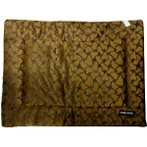 PET MAT -  EMBOSSED (BROWN) (MEDIUM) YF87073BNM