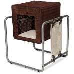 CAT FURNITURE V-CUBE RATTAN VP52058