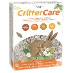 CRITTER CARE NATURAL BEDDING 60L (GREY) HP60L